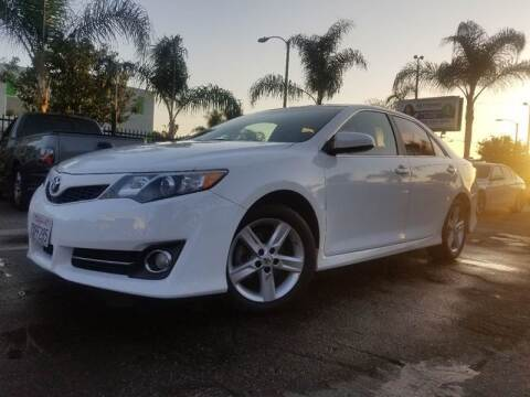2014 Toyota Camry for sale at GENERATION 1 MOTORSPORTS #1 in Los Angeles CA
