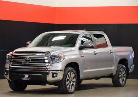 2021 Toyota Tundra for sale at Style Motors LLC in Hillsboro OR
