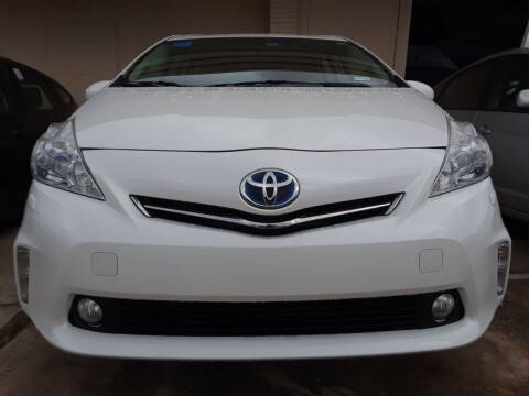 2012 Toyota Prius v for sale at Auto Haus Imports in Grand Prairie TX