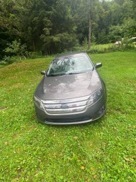 2012 Ford Fusion for sale at DORSON'S AUTO SALES in Clifford PA