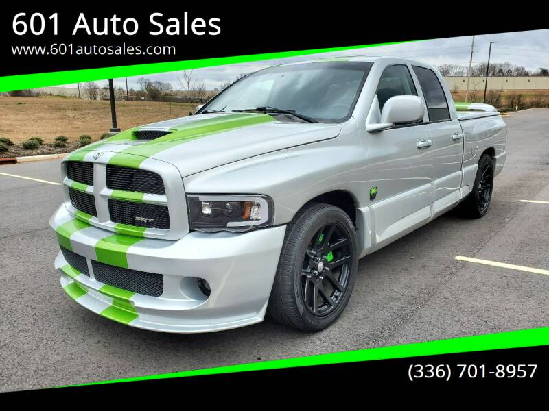 2005 Dodge Ram Pickup 1500 SRT-10 for sale at 601 Auto Sales in Mocksville NC