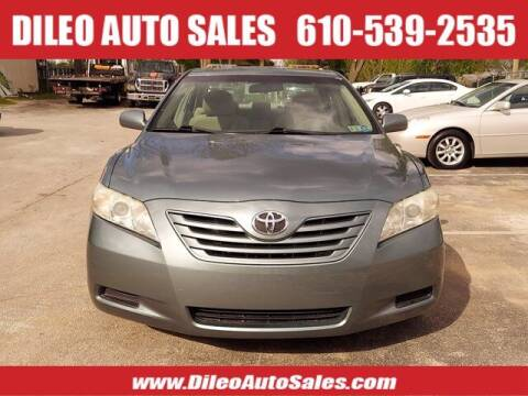 2009 Toyota Camry for sale at Dileo Auto Sales in Norristown PA