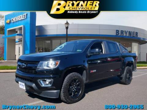 2018 Chevrolet Colorado for sale at BRYNER CHEVROLET in Jenkintown PA