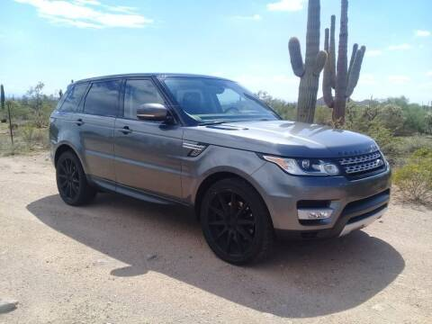 2014 Land Rover Range Rover Sport for sale at 1ST AUTO & MARINE in Apache Junction AZ