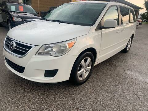 2009 Volkswagen Routan for sale at STL Automotive Group in O'Fallon MO