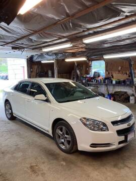 2008 Chevrolet Malibu for sale at Lavictoire Auto Sales in West Rutland VT