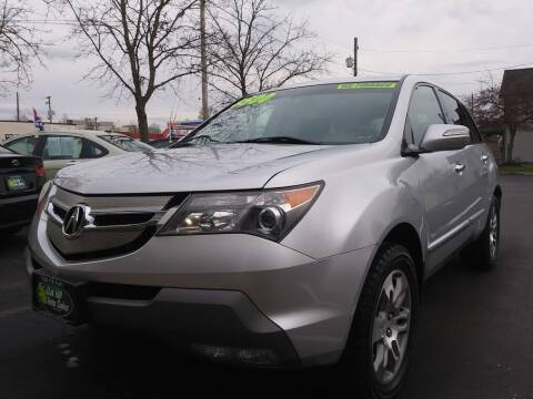 2007 Acura MDX for sale at Oak Hill Auto Sales of Wooster, LLC in Wooster OH
