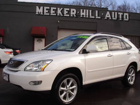 2008 Lexus RX 350 for sale at Meeker Hill Auto Sales in Germantown WI