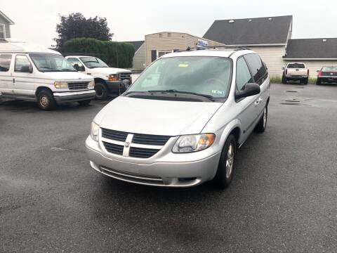 2007 Dodge Caravan for sale at 25TH STREET AUTO SALES in Easton PA