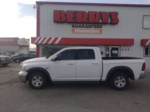 2011 RAM Ram Pickup 1500 for sale at Berry's Cherries Auto in Billings MT