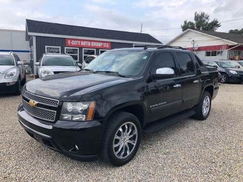 2008 Chevrolet Avalanche for sale at Y City Auto Group in Zanesville OH