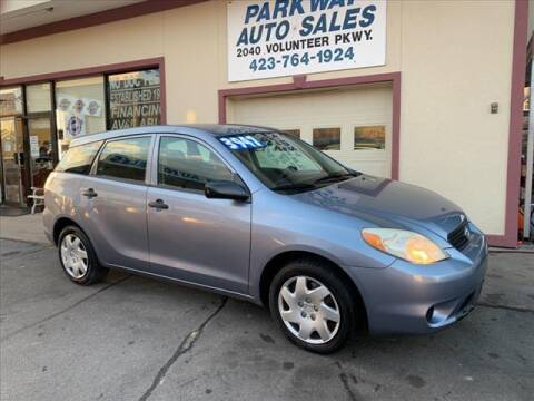 2005 Toyota Matrix for sale at PARKWAY AUTO SALES OF BRISTOL in Bristol TN