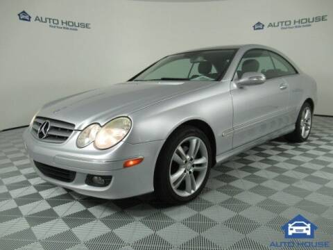 2008 Mercedes-Benz CLK for sale at Autos by Jeff Tempe in Tempe AZ