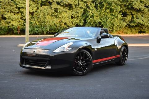 2010 Nissan 370Z for sale at Alpha Motors in Knoxville TN