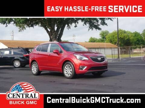 2019 Buick Envision for sale at Central Buick GMC in Winter Haven FL