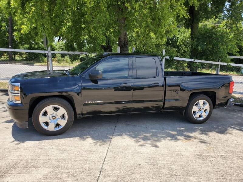 2014 Chevrolet Silverado 1500 for sale at Yates Brothers Motor Company in Fort Worth TX