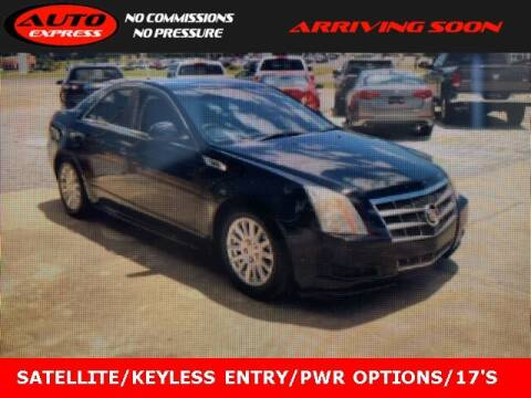 2010 Cadillac CTS for sale at Auto Express in Lafayette IN