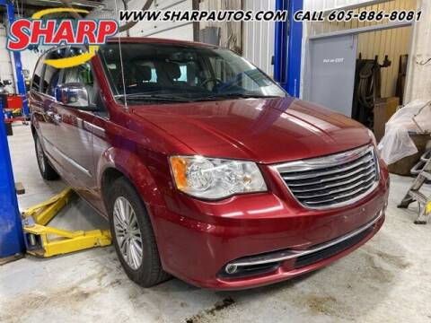 2014 Chrysler Town and Country for sale at Sharp Automotive in Watertown SD