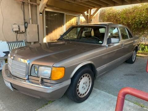 1987 Mercedes-Benz 420-Class for sale at Dodi Auto Sales in Monterey CA