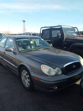 2004 Hyundai Sonata for sale at Main Street Motors in Rapid City SD