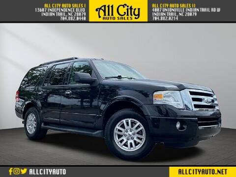 2012 Ford Expedition for sale at All City Auto Sales in Indian Trail NC