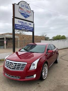 2014 Cadillac XTS for sale at East Dallas Automotive in Dallas TX