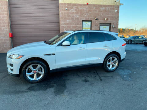 2018 Jaguar F-PACE for sale at CarNu  Sales in Warminster PA