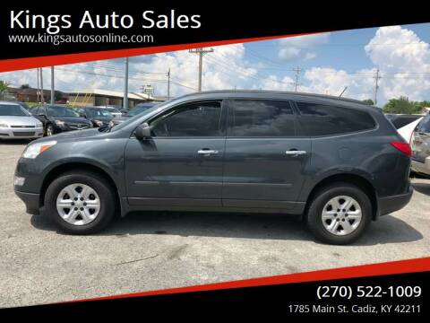 2011 Chevrolet Traverse for sale at Kings Auto Sales in Cadiz KY