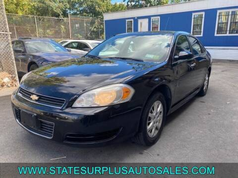 2011 Chevrolet Impala for sale at State Surplus Auto in Newark NJ