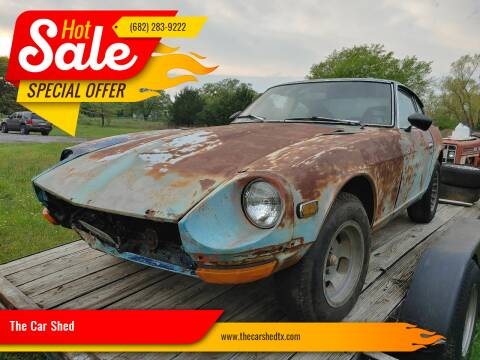 1971 Datsun 240Z for sale at The Car Shed in Burleson TX
