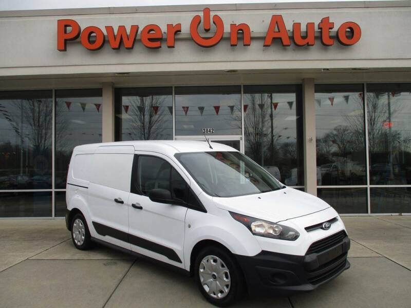 2015 Ford Transit Connect Cargo for sale at Power On Auto LLC in Monroe NC
