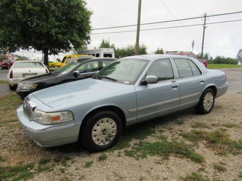 2007 Mercury Grand Marquis for sale at Dallas Auto Mart in Dallas GA