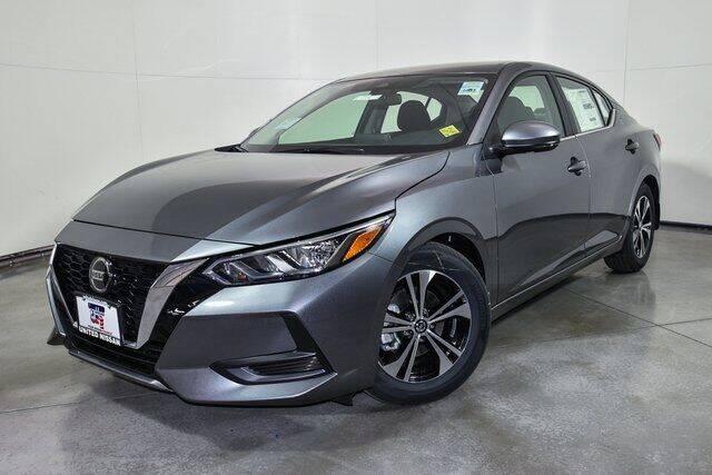 2021 Nissan Sentra for sale in Las Vegas, NV