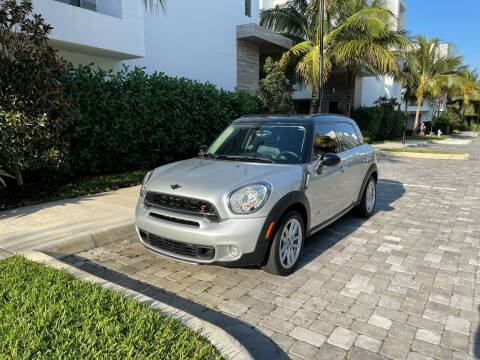 2015 MINI Countryman for sale at CARSTRADA in Hollywood FL