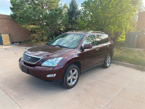 2008 Lexus RX 350 for sale at QUEST MOTORS in Englewood CO