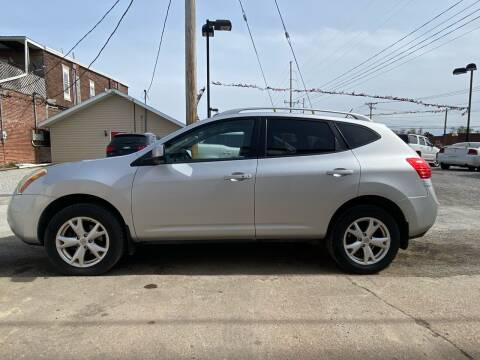 2008 Nissan Rogue for sale at Casey Classic Cars in Casey IL