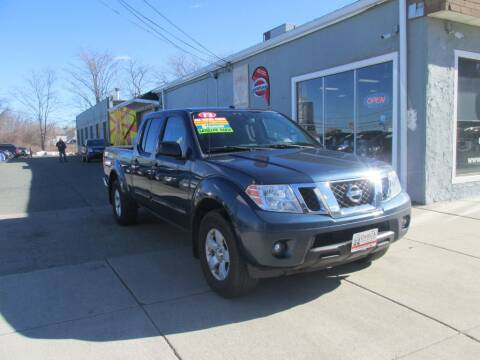 2013 Nissan Frontier for sale at Omega Auto & Truck Center, Inc. in Salem MA