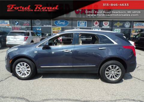 2018 Cadillac XT5 for sale at Ford Road Motor Sales in Dearborn MI