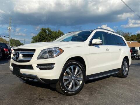 2015 Mercedes-Benz GL-Class for sale at iDeal Auto in Raleigh NC