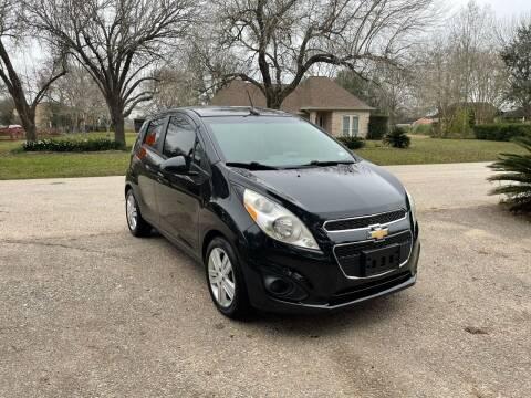 2014 Chevrolet Spark for sale at CARWIN MOTORS in Katy TX