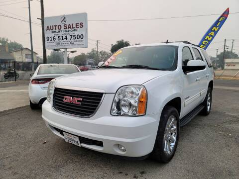 2013 GMC Yukon for sale at A1 Auto Sales in Sacramento CA