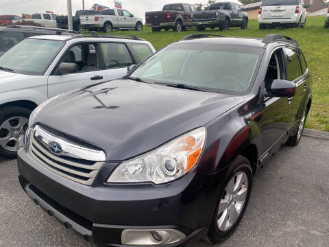 2012 Subaru Outback for sale at Ball Pre-owned Auto in Terra Alta WV