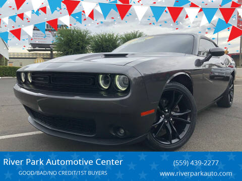 2016 Dodge Challenger for sale at River Park Automotive Center in Fresno CA