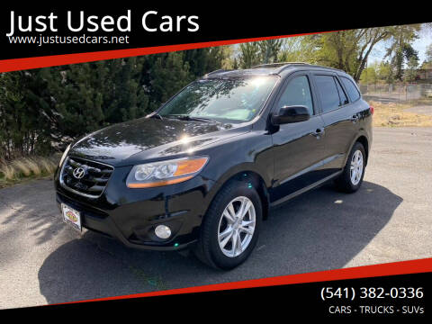 2011 Hyundai Santa Fe for sale at Just Used Cars in Bend OR