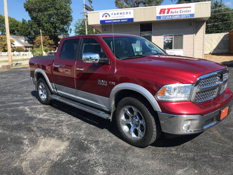 2013 RAM Ram Pickup 1500 for sale at RT Auto Center in Quincy IL
