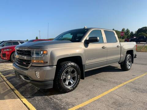 2017 Chevrolet Silverado 1500 for sale at FAIRWAY AUTO SALES in Washington MO