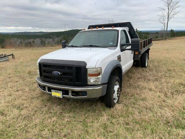 2008 Ford F-450 Super Duty for sale at Allison's AutoSales in Plano TX