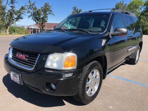 2002 GMC Envoy XL for sale at DRIVE N BUY AUTO SALES in Ogden UT