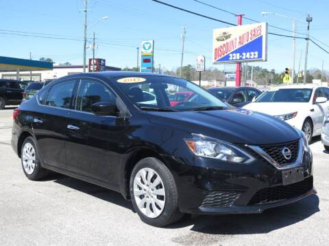 2017 Nissan Sentra for sale at Discount Auto Sales in Pell City AL