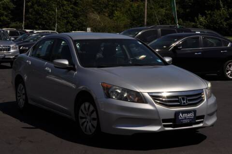 2012 Honda Accord for sale at Amati Auto Group in Hooksett NH